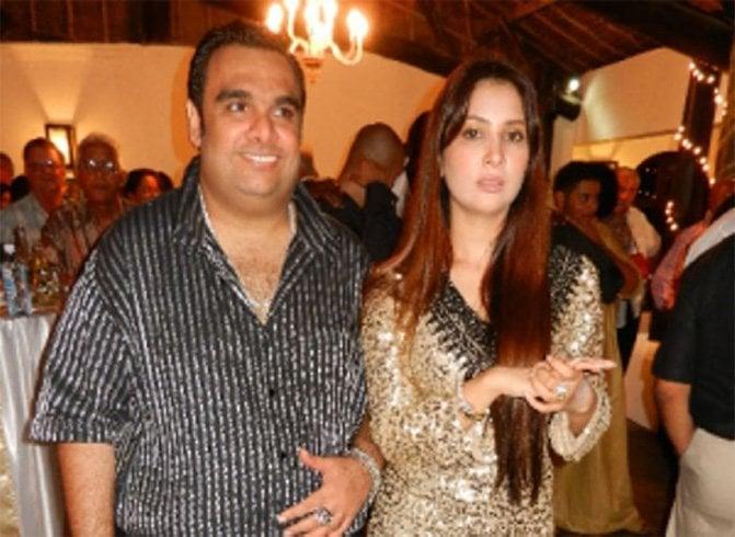 Kim Sharma And Ali Punjani