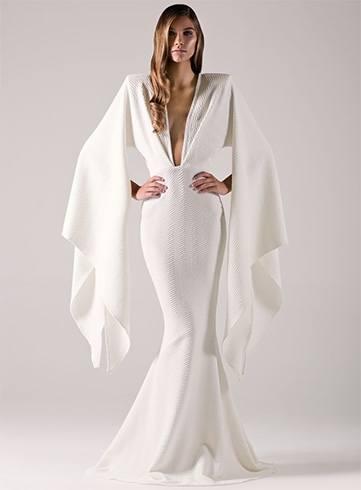 Kimono Mermaid Gowns
