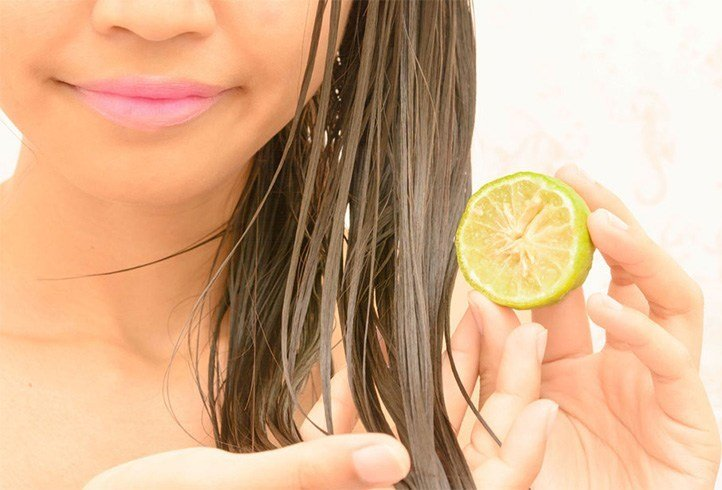 Lime Juice for Hair