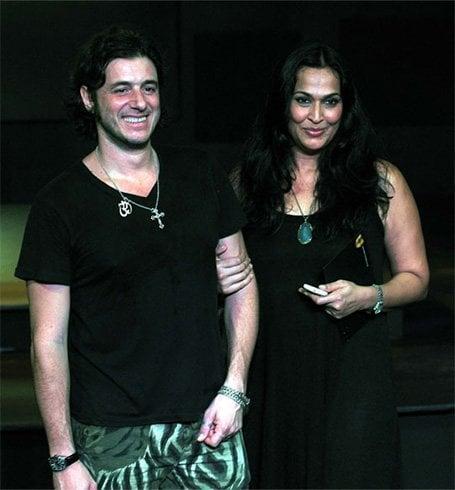 Madhu Sapre And Gian Maria Emendatori