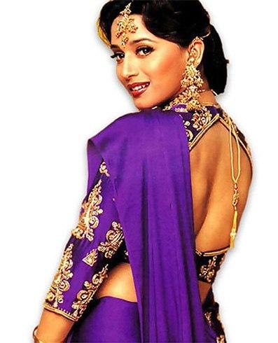 Madhuri Dixit in Hum Aapke Hai Kaun