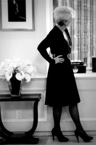 Meryl Streep Style
