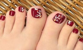 Nail Art For Long Toenails