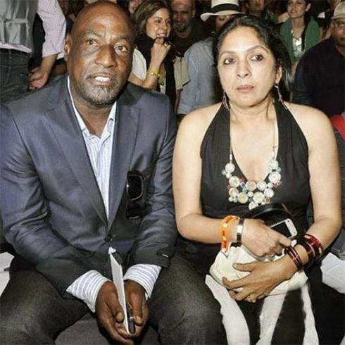 Neena Gupta And Vivian Richards