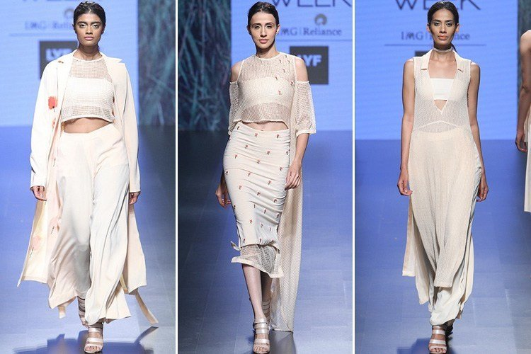 Nishka Lulla at at Lakmé Fashion Week 2016