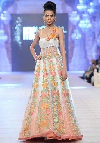 Nomi Ansari Bridal Collection