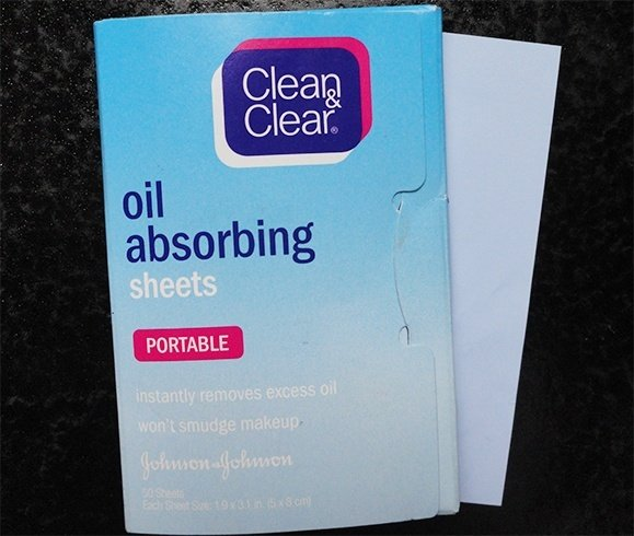 Oil Absorbent Paper