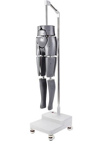 Online Shape Shifting Mannequins
