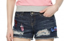 Low Patch Shorts