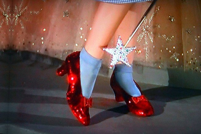 Original Ruby Slippers