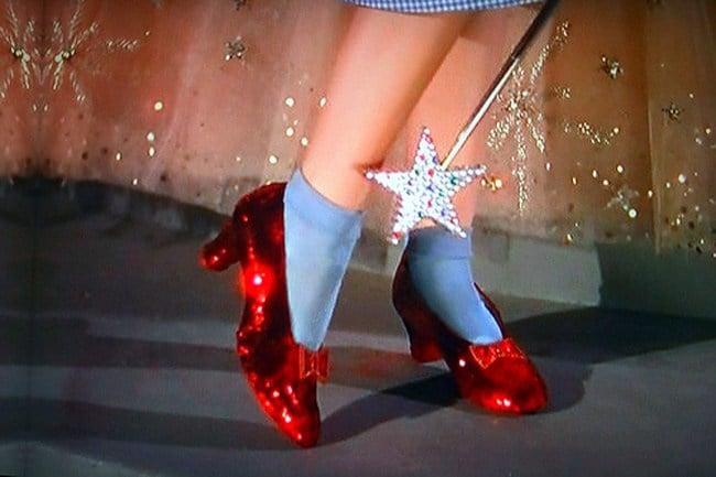 Original Ruby Slippers