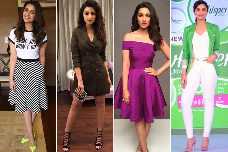 Parineeti Chopra Styled By Sanjana Batra