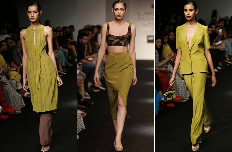 Poco and Jacky at Lakmé Fashion Week summer resort 2016