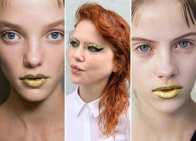 Popular Beauty Trends 2016