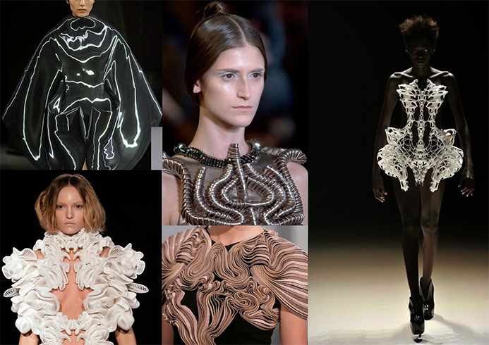 Printed Haute Couture