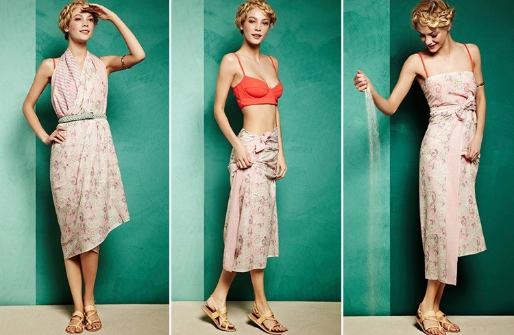 Sarong Outfits Ideas