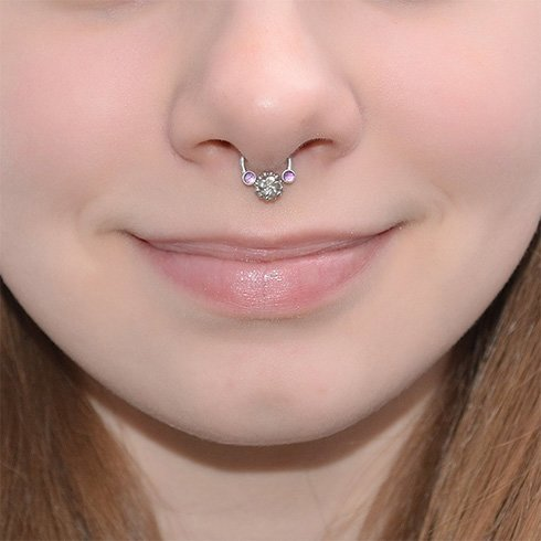 How To Remove Septum Ring