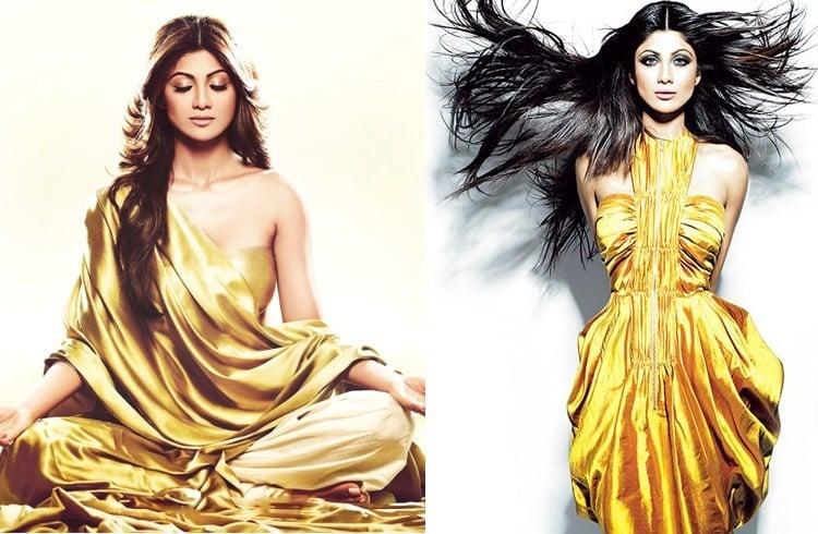 Shilpa Shetty Magazine Cover Shoot