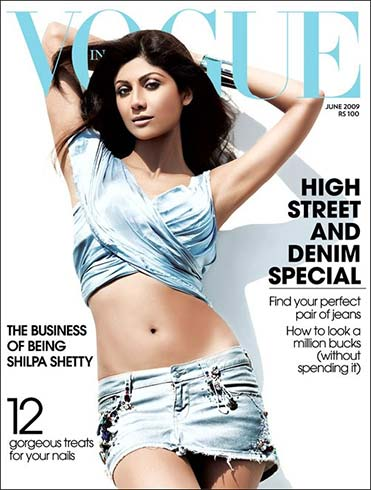 Shilpa Shetty Magazine Cover Looks For Your Eyes Only