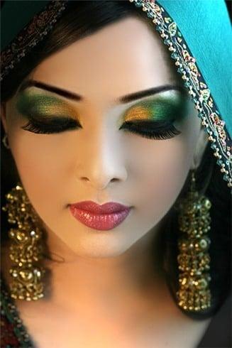 simple arab eye makeup