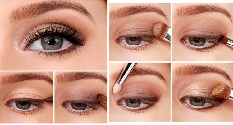 simple eyeshadow tutorial