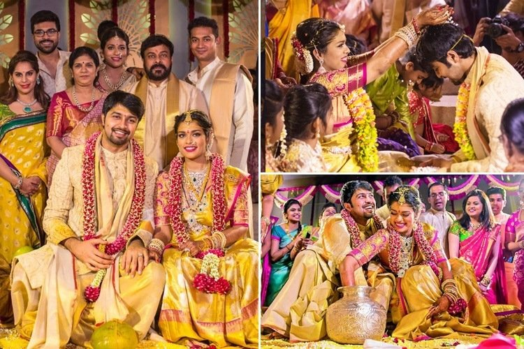 Chiranjeevi Daughter Srija Wedding