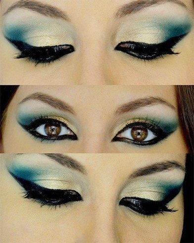 summer eye makeup Tips