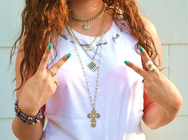 Layer Necklaces