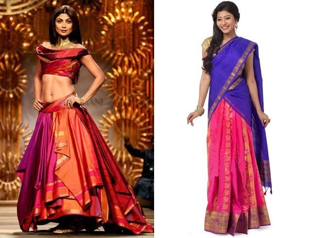 Ways To Reuse Silk Saree
