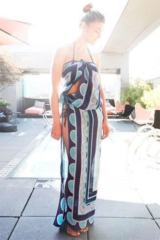 Ways To Tie a Sarong