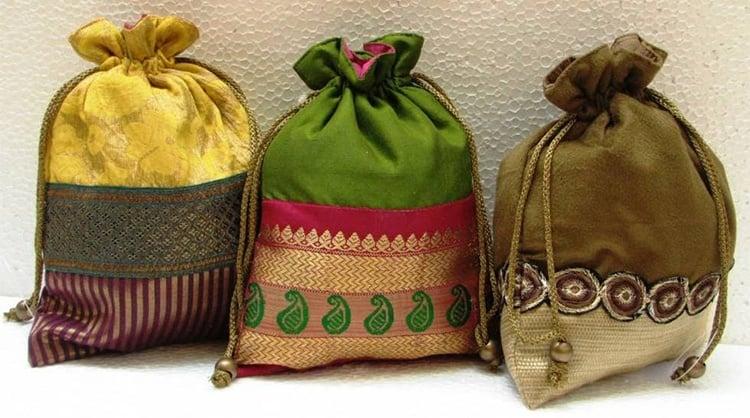 Ways To Use Old Silk Sarees