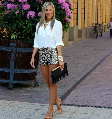 Ways To Wear Floral Shorts