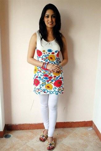 Yami Gautam Fashion