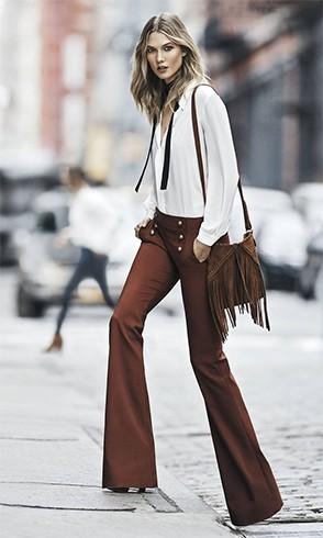 70s Fashion For Teenage Girl