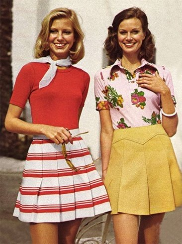 70s Fashion For Teenage Girls