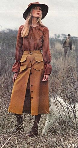 70s Fashion Icons