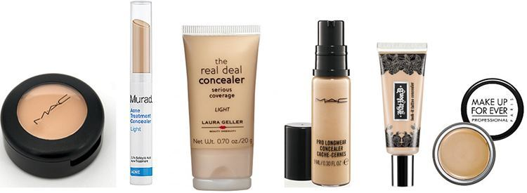 Best Concealers To Cover Acne