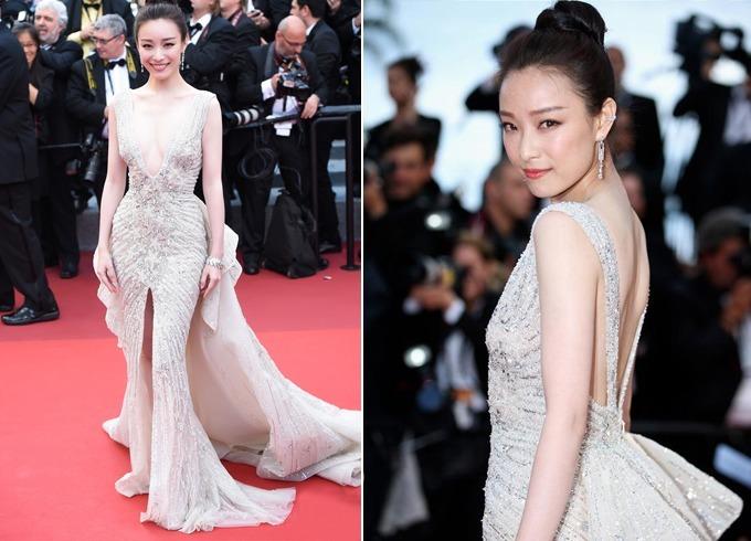 Ni Ni At Cannes 2016