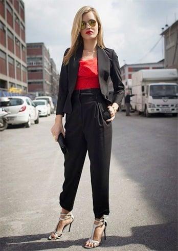 Street Style Turkey Women