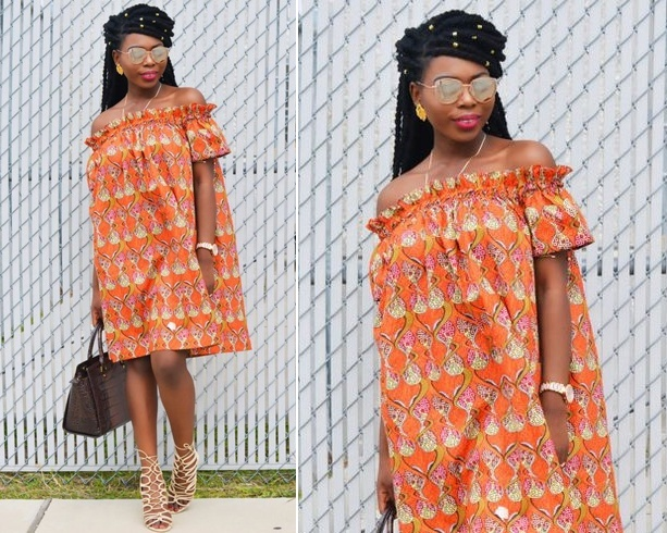 19. Printed midi skirts with minimal touches with a crisp shirt for ...