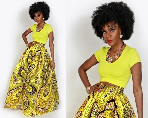 Aafrican Print Clothing