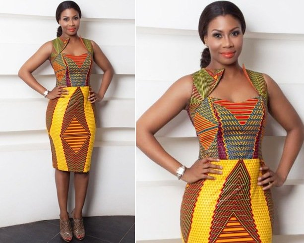 African Print Dress Ideas