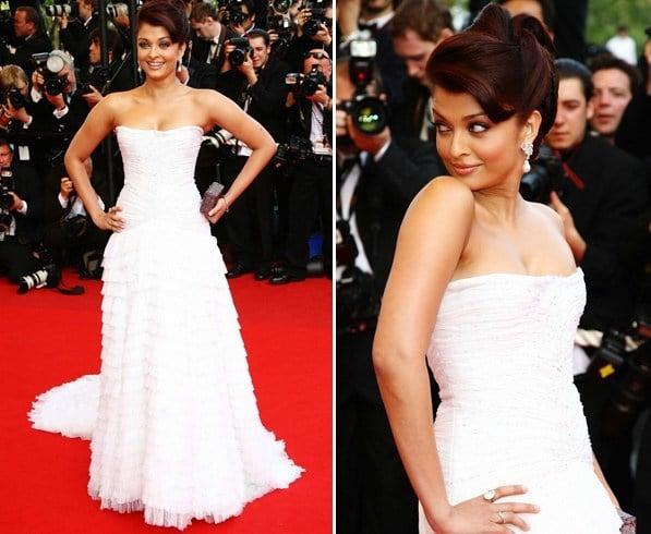 Aishwarya at Cannes 2009