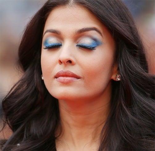 Aishwarya Rai Bachchan Makeup At Cannes Of 2016