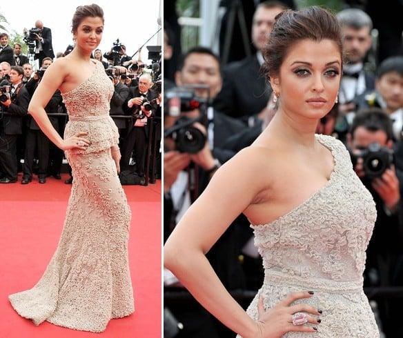 Aishwarya Rai Cannes 2011