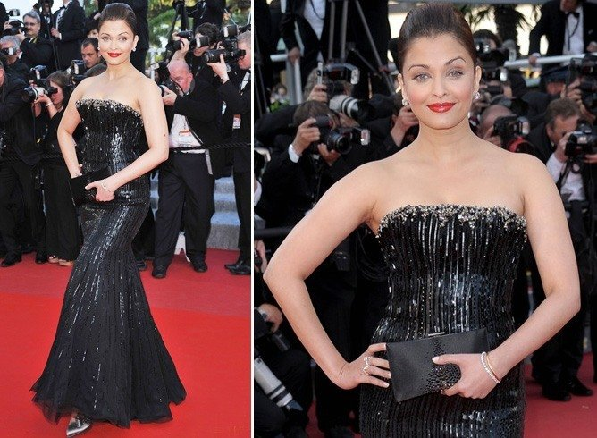Aishwarya Rai Gowns at Cannes
