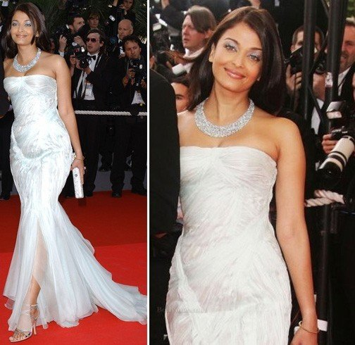 Aishwarya Rai Red Dresses