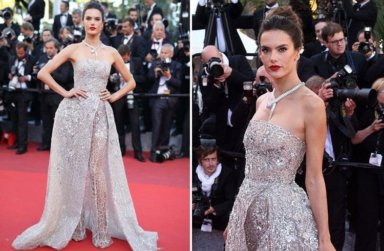 Alessandra Ambrosio At Cannes 2016