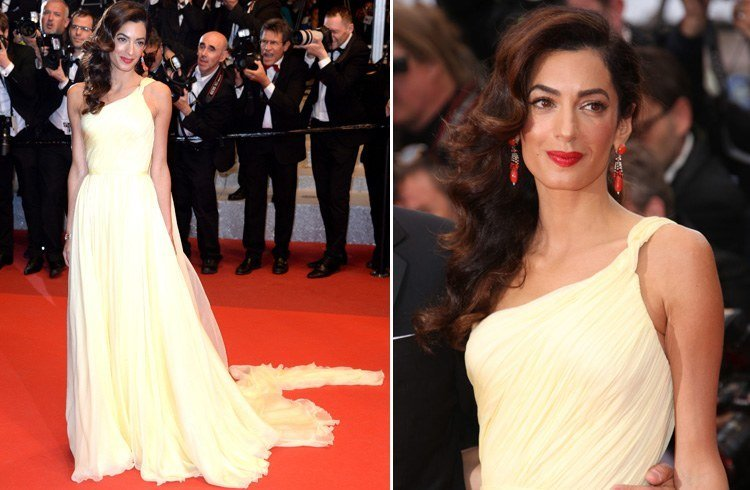 Amal Clooney at Cannes 2016