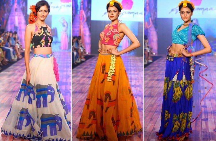 Anupamaa Dayal Lehenga Collection